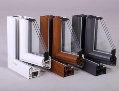 SNN Internova 6000 ® je PVC profil